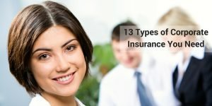 types of insurance a business needs
