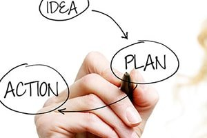 create plan of action