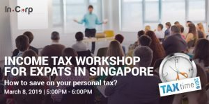 Personal Income Tax Workshop in Singapore