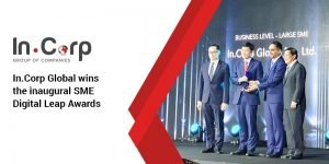InCorp Wins Digital Leap Award