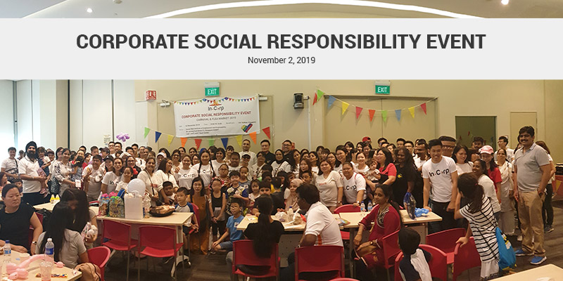 InCorp CSR Event 2019