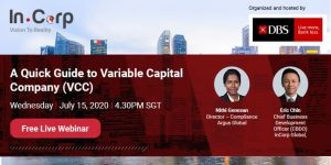 A Quick Guide to Variable Capital Company (VCC)