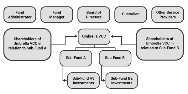 VCC Tax Treatment