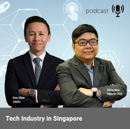 Episode 1: IT/Technology Industry in Singapore