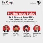 InCorp Podcast - Episode 6: Singapore Budget 2021