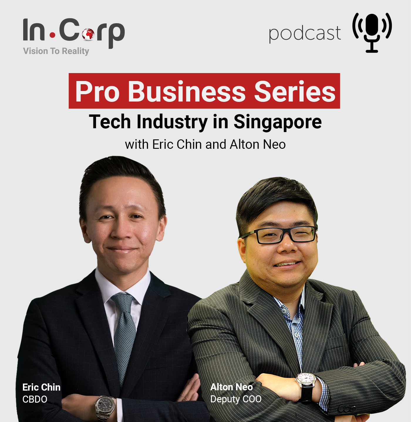 InCorp Podcast Series