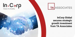 InCorp Secures investment from TA associates