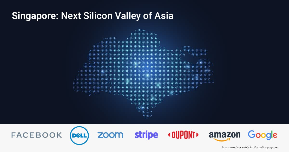 How Singapore is Becoming the Next Silicon Valley of Asia
