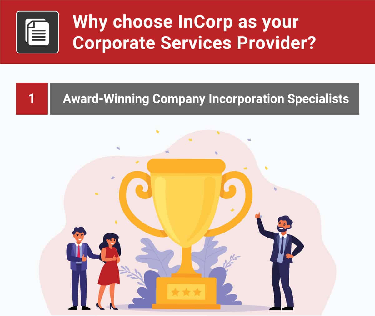 9 reasons InCorp is your go-to Corporate Services Provider