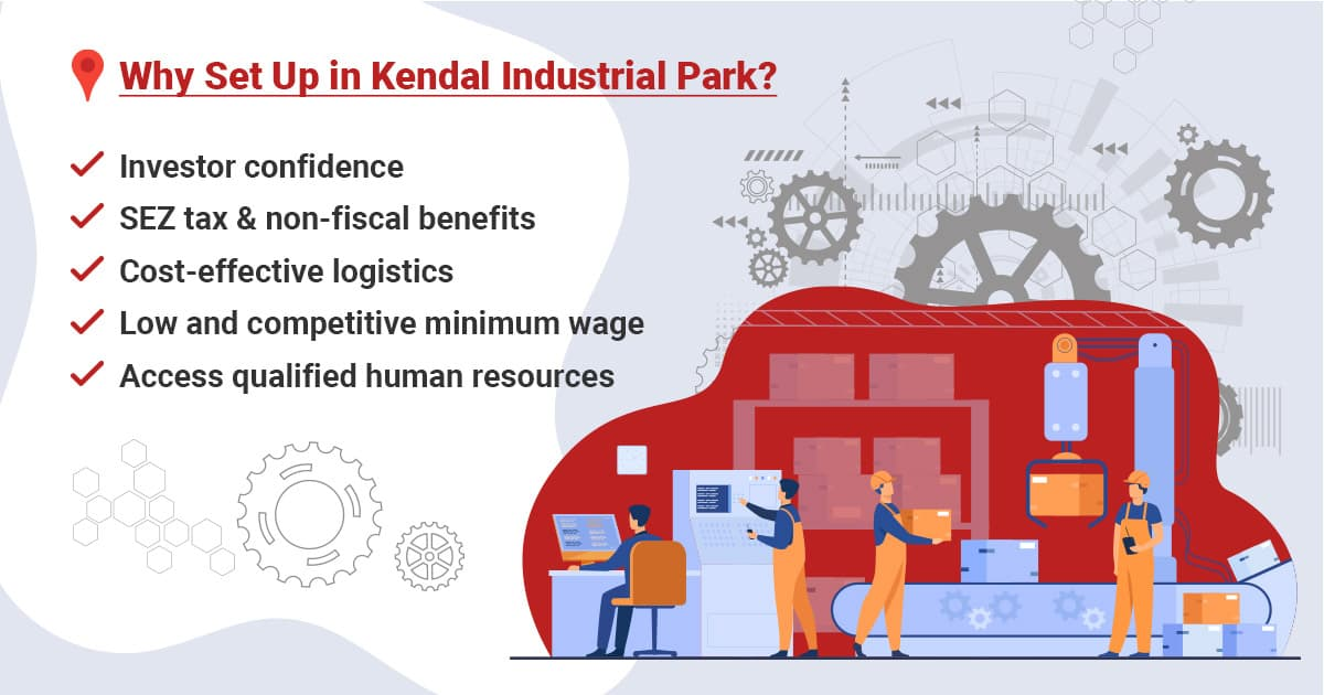 Why Set Up in Kendal Industrial Park?