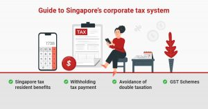 Guide to Singapore's corporate tax system