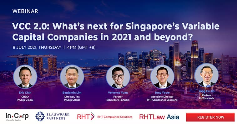 VCC 2.0 What's next for Singapore's Variable Capital Companies in 2021 and beyond