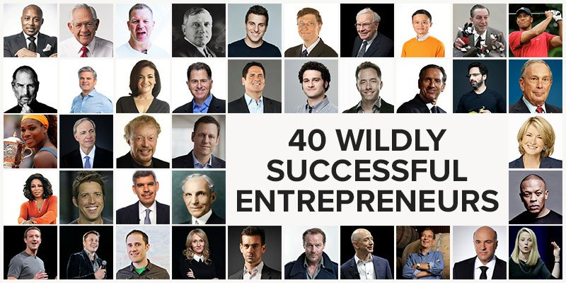 Advice from 40 Wildly Successful Entrepreneurs