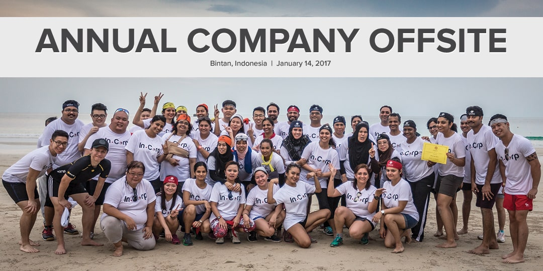 Annual Company Offsite – Jan 2017