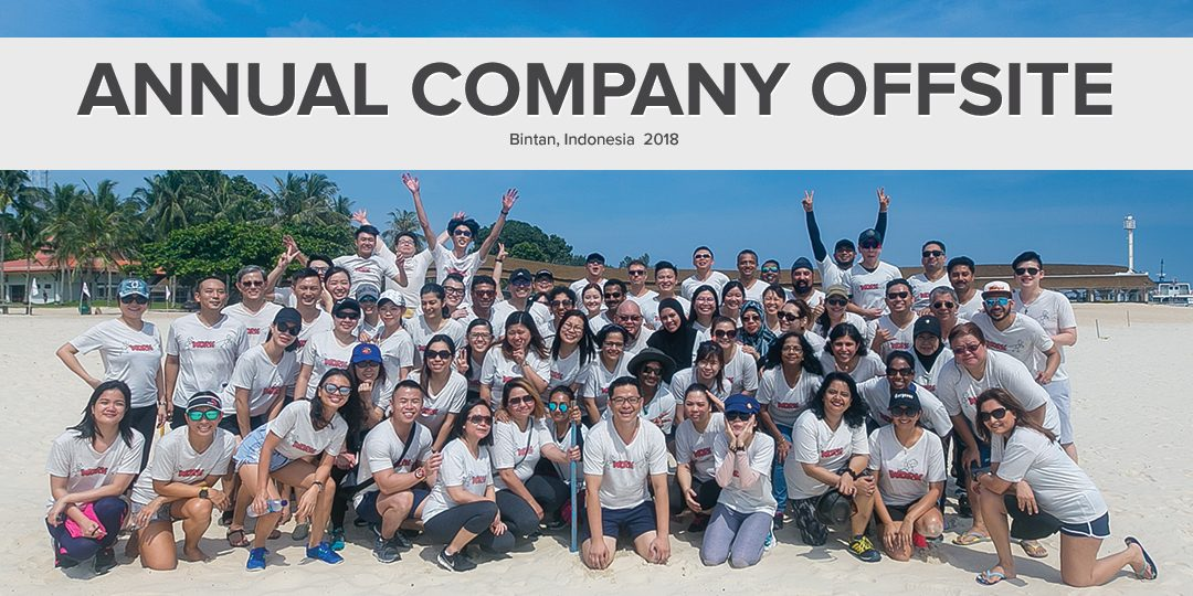 Annual Company Offsite – 2018