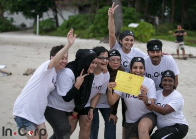 Winners of the Amazing Race