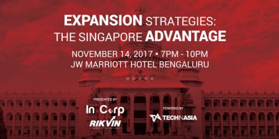 Expansion Strategies: The Singapore Advantage – Bangalore Edition
