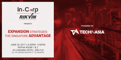 "In.Corp Presents ""Expansion Strategies: The Singapore Advantage"""