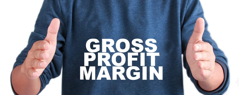 figure out gross margin profits