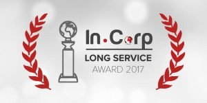 incorp group long service award