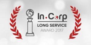 incorp group long service award