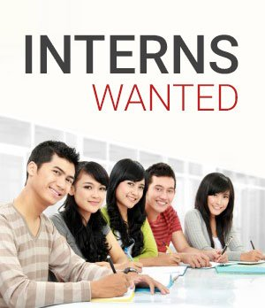 interns wanted at incorp group