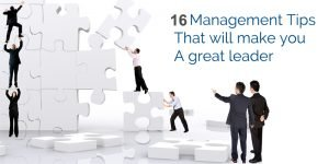 managament tips will make great leader