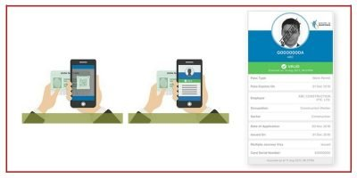 Quick Guide: New Work Pass Card and SGWorkPass Mobile App