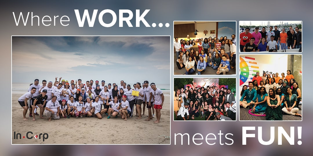 InCorp – Where Work Meets Fun